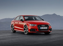 Фото авто Audi RS 3 8VA [рестайлинг], ракурс: 315 цвет: красный