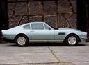 Фото авто Aston Martin Vantage 1 поколение, ракурс: 270