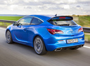 Фото авто Opel Astra J [рестайлинг], ракурс: 135 цвет: голубой