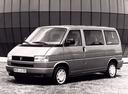 Фото авто Volkswagen Transporter T4, ракурс: 45
