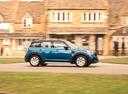 Фото авто Mini Countryman F60, ракурс: 270 цвет: синий