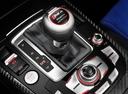 Фото авто Audi RS 4 B8, ракурс: ручка КПП