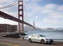 Фото авто Lexus LS 4 поколение [2-й рестайлинг], ракурс: 315 цвет: белый