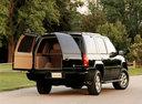 Фото авто Cadillac Escalade 1 поколение, ракурс: 225