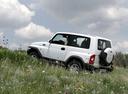 Фото авто ТагАЗ Tager 1 поколение, ракурс: 135 цвет: белый