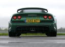 Фото авто Lotus Exige Serie 3, ракурс: 180 цвет: зеленый