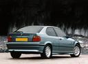 Фото авто BMW 3 серия E36, ракурс: 225 цвет: серый