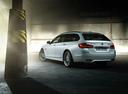 Фото авто Alpina D5 F10/F11 [рестайлинг], ракурс: 135 цвет: белый
