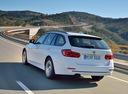 Фото авто BMW 3 серия F30/F31/F34 [рестайлинг], ракурс: 135 цвет: белый