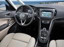 Фото авто Opel Zafira C [рестайлинг], ракурс: торпедо