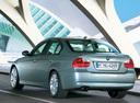 Фото авто BMW 3 серия E90/E91/E92/E93, ракурс: 135 цвет: серебряный
