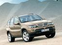 Фото авто BMW X5 E53 [рестайлинг], ракурс: 315 цвет: сафари