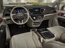 Фото авто Chrysler Pacifica 2 поколение, ракурс: торпедо
