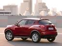 Фото авто Nissan Juke YF15, ракурс: 90 цвет: красный