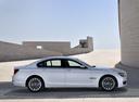 Фото авто BMW 7 серия F01/F02 [рестайлинг], ракурс: 270 цвет: белый