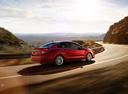 Фото авто Subaru Impreza 4 поколение, ракурс: 270 цвет: красный