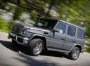 Фото авто Mercedes-Benz G-Класс W463 [2-й рестайлинг], ракурс: 45 цвет: серый
