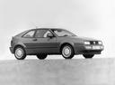 Фото авто Volkswagen Corrado 1 поколение, ракурс: 270