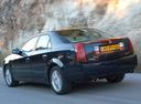 Фото авто Cadillac CTS 1 поколение, ракурс: 135