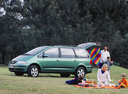 Фото авто Volkswagen Sharan 1 поколение [рестайлинг], ракурс: 90