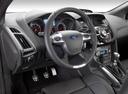 Фото авто Ford Focus 3 поколение, ракурс: рулевое колесо