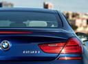 Фото авто BMW 6 серия F06/F12/F13 [рестайлинг], ракурс: задние фонари цвет: синий
