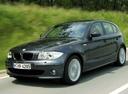 Фото авто BMW 1 серия E87, ракурс: 45