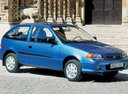 Фото авто Suzuki Swift 2 поколение, ракурс: 315