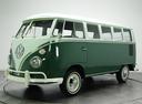 Фото авто Volkswagen Transporter T1 [рестайлинг], ракурс: 45
