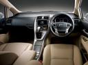 Фото авто Toyota Blade 1 поколение [рестайлинг], ракурс: торпедо