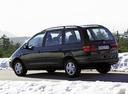 Фото авто Volkswagen Sharan 1 поколение, ракурс: 90