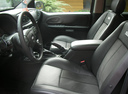 Фото авто Chevrolet TrailBlazer 1 поколение [рестайлинг], ракурс: торпедо