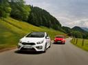 Фото авто Kia Cee'd 2 поколение,  цвет: белый