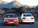 Фото авто Opel Calibra 1 поколение, ракурс: 180