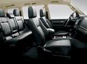 Фото авто Mitsubishi Pajero 4 поколение [рестайлинг], ракурс: салон целиком