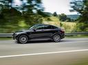 Фото авто Mercedes-Benz GLC-Класс X253/C253, ракурс: 90 цвет: черный