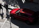 Фото авто Mazda CX-5 2 поколение, ракурс: сверху цвет: красный