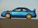 Фото авто Subaru Impreza 2 поколение [рестайлинг], ракурс: 90