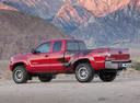Фото авто Toyota Tacoma 2 поколение [2-й рестайлинг], ракурс: 135