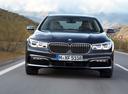 Фото авто BMW 7 серия G11/G12,  цвет: синий