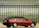 Фото авто BMW 3 серия E36, ракурс: 270 цвет: бордовый