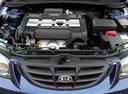 Фото авто Kia Cerato 1 поколение, ракурс: двигатель