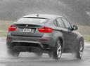 Фото авто BMW X6 E71/E72, ракурс: 225 цвет: серый