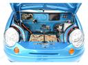 Фото авто Shifeng E-Car 1 поколение, ракурс: двигатель