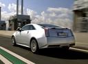 Фото авто Cadillac CTS 2 поколение, ракурс: 135 цвет: серебряный