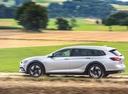 Фото авто Opel Insignia B, ракурс: 90 цвет: серебряный