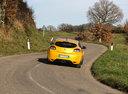 Фото авто Renault Megane 3 поколение [2-й рестайлинг], ракурс: 225 цвет: желтый