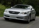 Фото авто Lexus LS 4 поколение, ракурс: 45