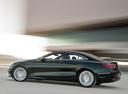 Фото авто Mercedes-Benz S-Класс W222/C217/A217, ракурс: 90 цвет: зеленый