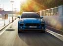Фото авто Porsche Macan 1 поколение,  цвет: синий